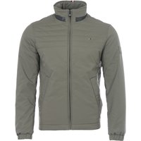 Tommy Hilfiger Water Repellent Padded Jacket - Khaki Grey