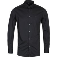Diesel S-Harras Camicia Black Long Sleeve Shirt
