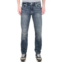 True Religion Geno Slim Blue Wash Jeans