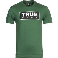 True Religion Heavyweight Green T-Shirt