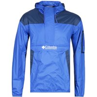 Columbia Challenger Deep Blue Windbreaker