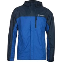 Columbia Blue Pouring Adventure II Jacket
