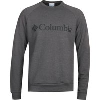 Columbia Black Lodge Crew Neck Sweatshirt
