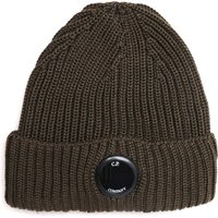 CP Company Watch View Olive Beanie