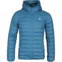 Pretty Green Lightweight Blue Down Jacket