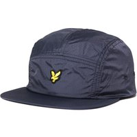 Lyle & Scott Ripstop 5 Panel Graphite Grey Cap