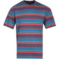 Edwin Quarter Ebony Stripes T-Shirt