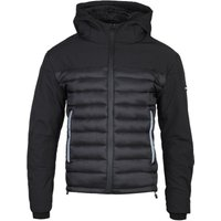 Schott Lightweight Ralph Padded Black Jacket