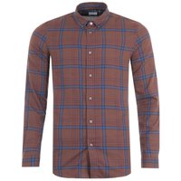 PS-Paul-Smith-Plaid-Tailored-Fit-Shirt-Brown