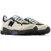 New Balance 801 Mesh Trail Shoes - Stone Grey
