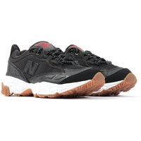 New Balance 801 Mesh Trail Shoes - Black