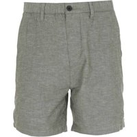 Lyle & Scott Lichen Green Linen WalkShort