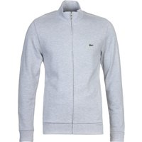 Lacoste Homme Grey Zip Through Sweatshirt
