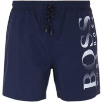 BOSS Octopus Navy Swim Shorts