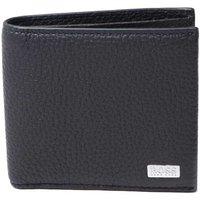 BOSS Crosstown Bi-Fold Black Wallet