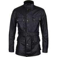 Belstaff Trialmaster Wax Jacket - Dark Navy