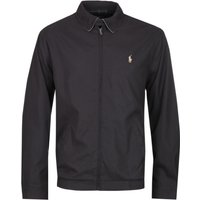 Polo Ralph Lauren Bi-Swing Black Harrington Jacket