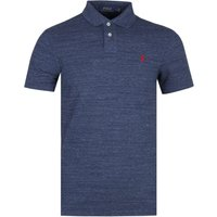 Polo-Ralph-Lauren-Blue-Slim-Fit-Short-Sleeve-Polo-Shirt