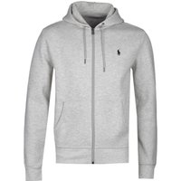 Polo Ralph Lauren Tech Fleece Grey Zip Hoodie