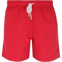 Polo Ralph Lauren Red Traveller Swim Shorts