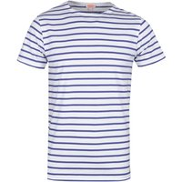 Armor Lux Mariniere Blue T-Shirt