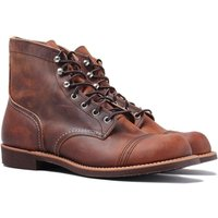 "Red Wing 8085 Copper Rough & Tough Heritage 6"" Iron Ranger Boots"