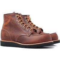 "Red Wing 8886 Classic 6"" Copper Leather Boots"
