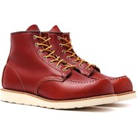 "Red Wing 8131 Classic 6"" Moc Oro Russet Portage Leather Boots"