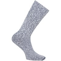 Red Wing Cotton Ragg Crew Blue Boot Socks