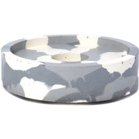 Concrete & Wax Snow Camo Plate