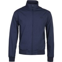 Fred Perry Made in England Harrington Navy Jacket