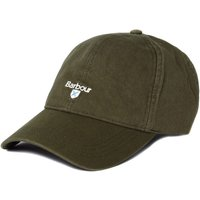 Barbour-Olive-Green-Cascade-Sports-Cap