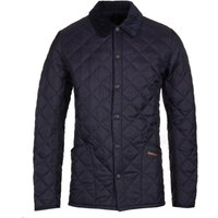 Barbour Liddesdale Navy Padded Jacket