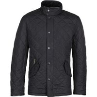 Barbour-Powell-Black-Quilted-Jacket