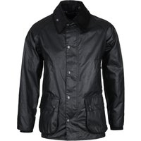Barbour Bedale Black Wax Jacket
