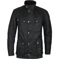 Barbour International Duke Green Wax Cotton Jacket