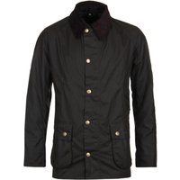 Barbour Ashby Olive Wax Jacket