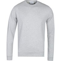 Norse Projects Vagn Grey Marl Crew Neck Sweatshirt