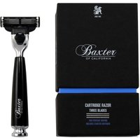 Baxter of California Three-Blade Cartridge Razor