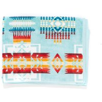 Pendleton Oversized Beach Towel - Chief Joseph Aqua