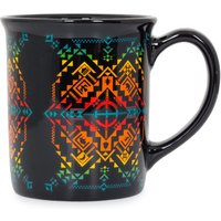 Pendleton Legendary Shared Spirits Ceramic Mug - Black