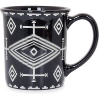 Pendleton Legendary Los Ojos Ceramic Mug - Black