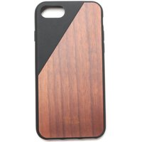 Native Union Black Trim CLIC Wooden iPhone 7 Case