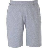 Sunspel Grey Melange Sweat Shorts