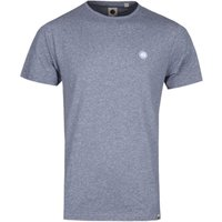 Pretty Green Blue Marl T-Shirt