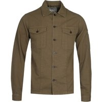 Portuguese Flannel Champ Olive Overshirt