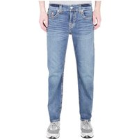True-Religion-Geno-Relaxed-Slim-Super-T-Dark-Champion-Blue-Denim-Jeans