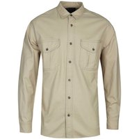 Filson Light Khaki Alaskan Guide Shirt