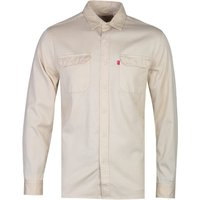 Levi's Jackson Beige Regular Fit Worker Shirt