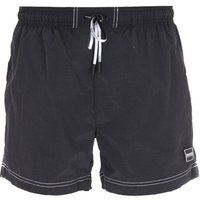 BOSS Bodywear Tuna Small Tab Black Swim Shorts